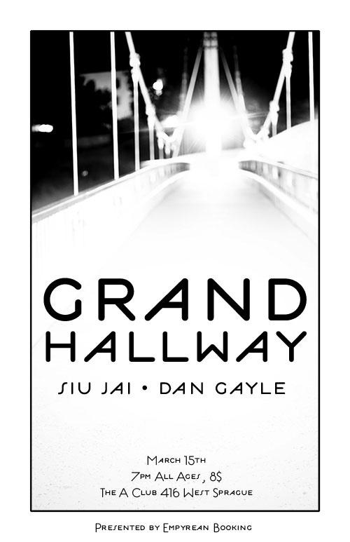 Grand Hallway poster