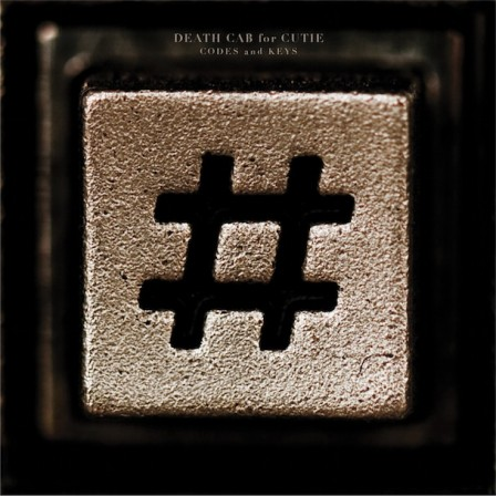 Death Cab For Cutie - Codes and Keys album cover