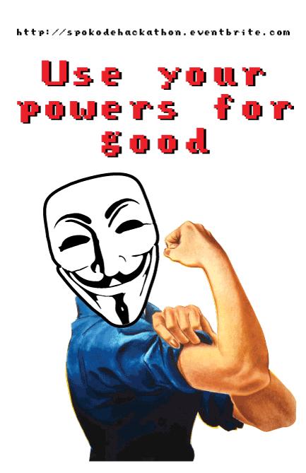 spocode hackathon poster